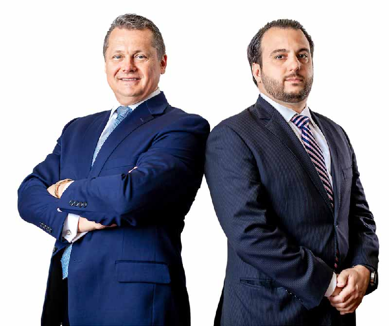 Paul K. Degrado and Jefrey M. Halkovich Founding Partners
